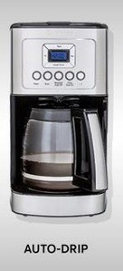 Auto Drip Coffee Maker