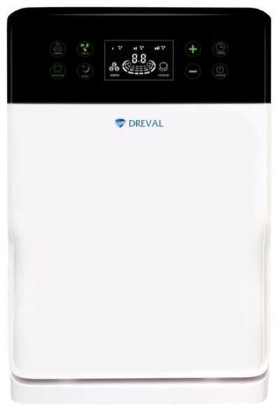 Drevel 6 Stage Air Purifier D-903