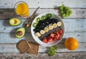 natural snack mix - Photo by Jannis Brandt on Unsplash