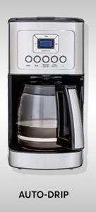 Auto Drip Coffee Maker