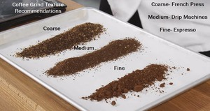 Coffee Grind Size Recommendations
