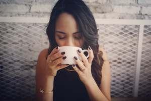 Coffee- drinking a cuppa- Photo by Drew Coffman on Unsplash