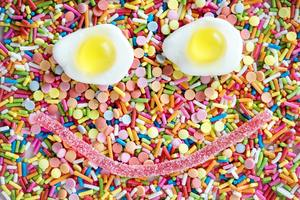 Candy Face- Photo by rawpixel on Unsplash