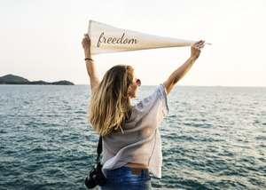 Health freedom woman - Photo by rawpixel on Unsplash