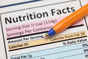 Food Label Secrets and Tips