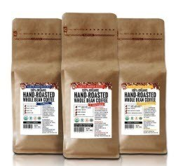3 Pack Organic Coffee