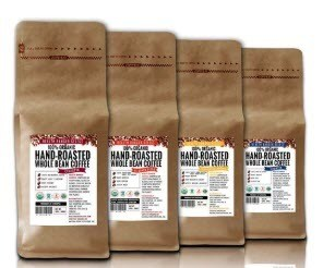 Organic Coffee - 4 pack