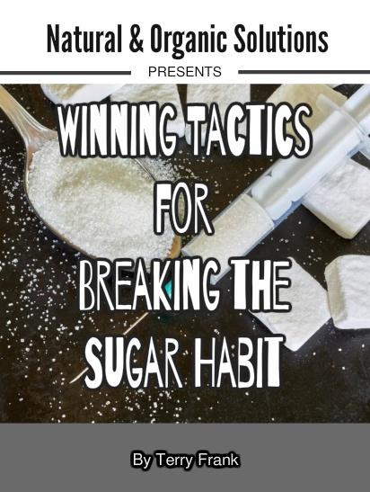Breaking the Sugar Habit Cover
