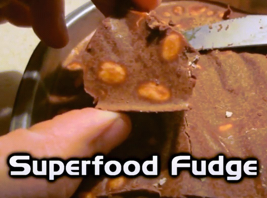 Superfood Fudge